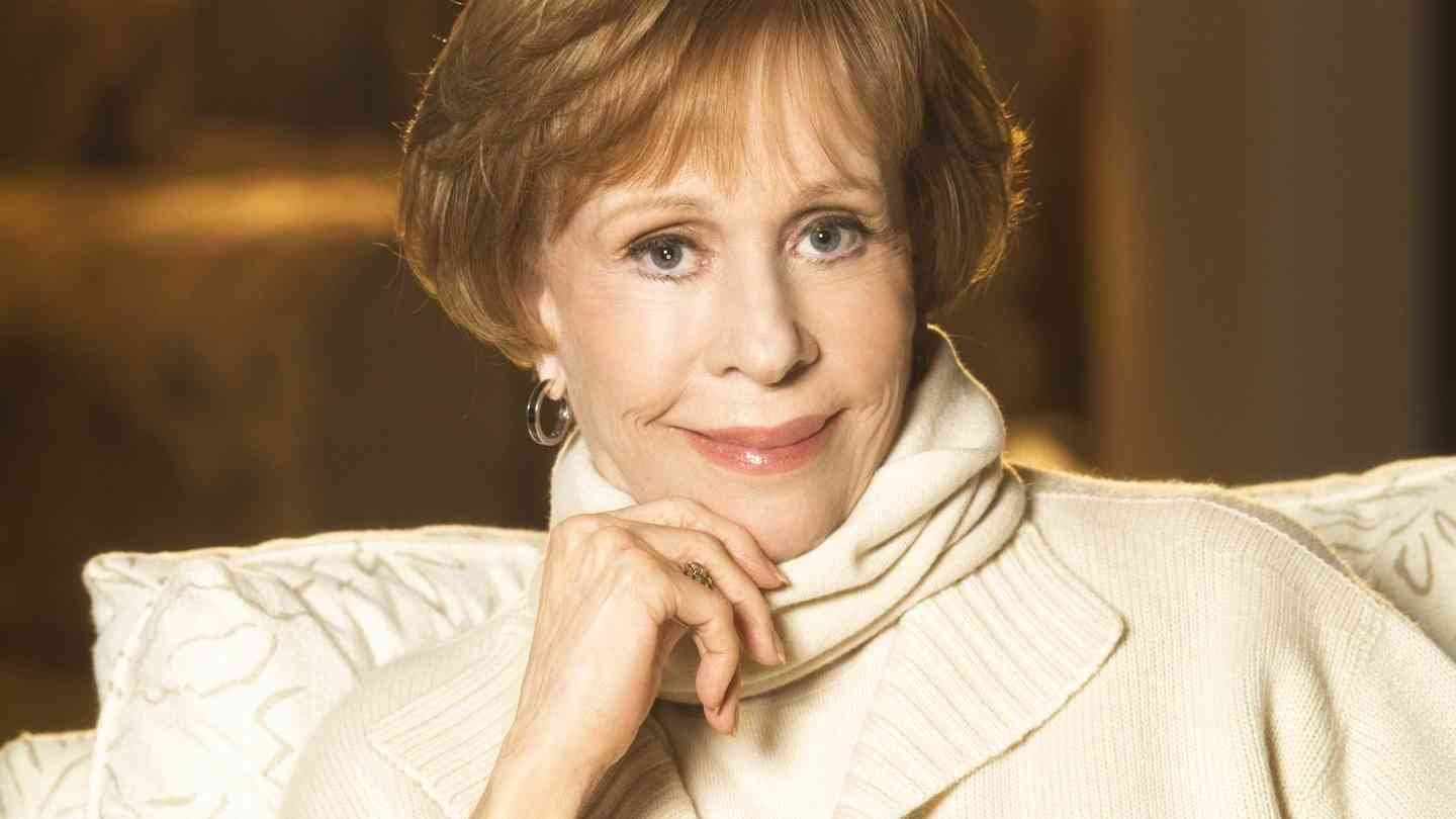 "Carol Burnett: ""An Evening of Laughter and Reflection"""