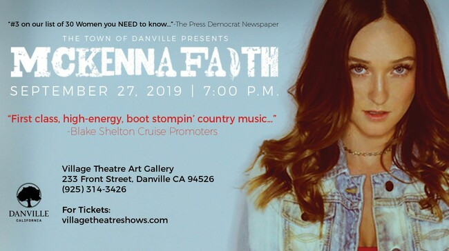 McKenna Faith Tickets