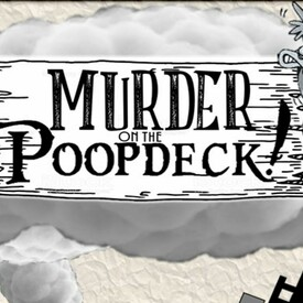 Murder on the Poopdeck