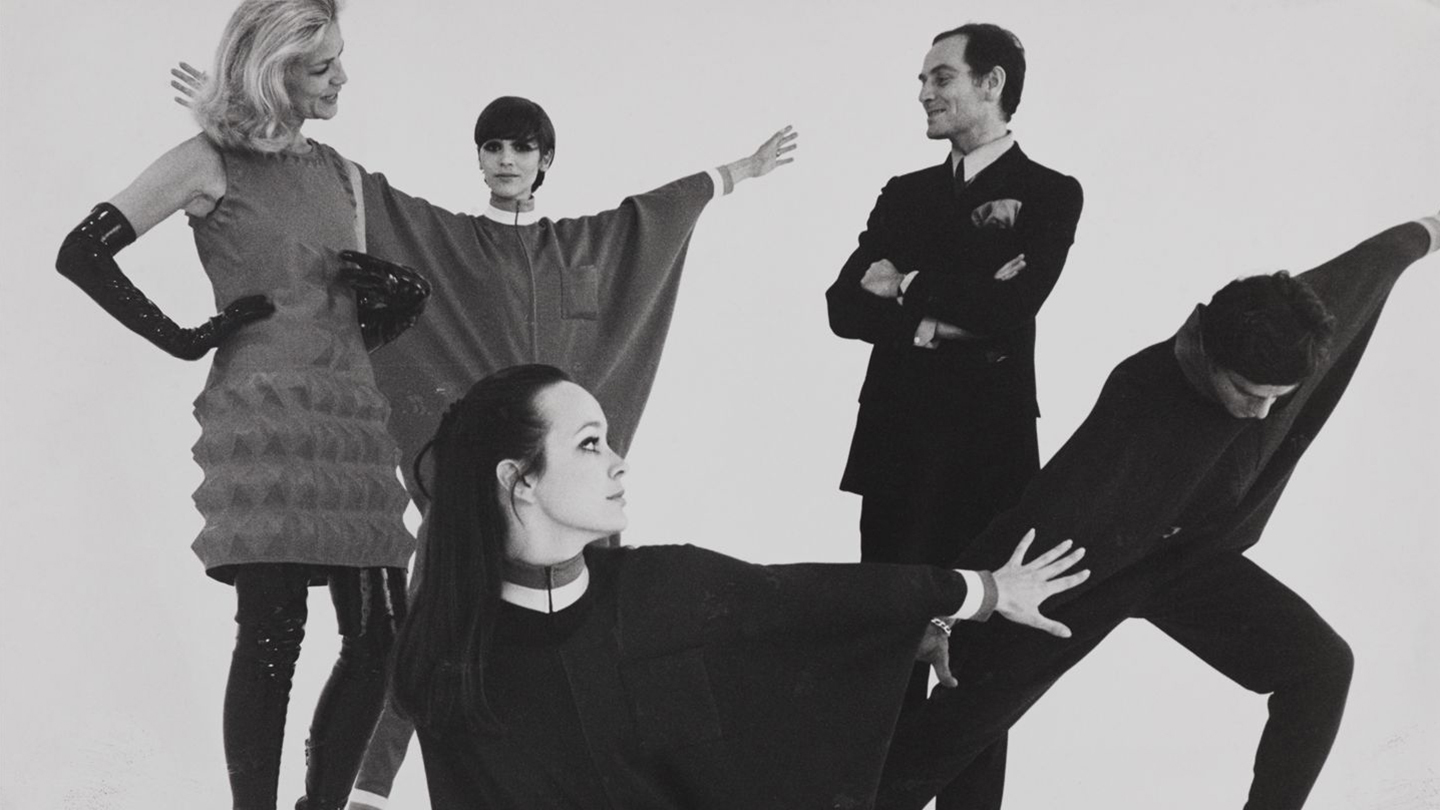 """Pierre Cardin: Future Fashion"""