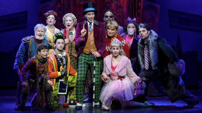 Charlie and the Chocolate Factory - National Tour Tickets