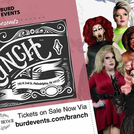 "Babes of Bourbon & Branch"" Drag Brunch"