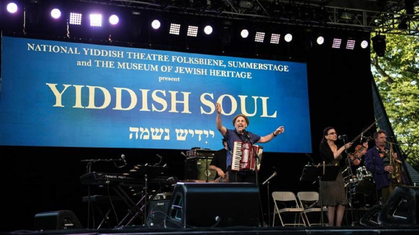 Magical World of Yiddish Song