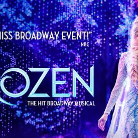 """Frozen"""": The Musical"""