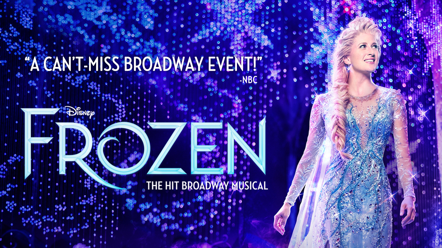 """Frozen"": The Hit Broadway Musical"