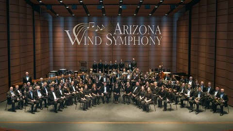 "Arizona Wind Symphony: ""The Great American Road Trip"""