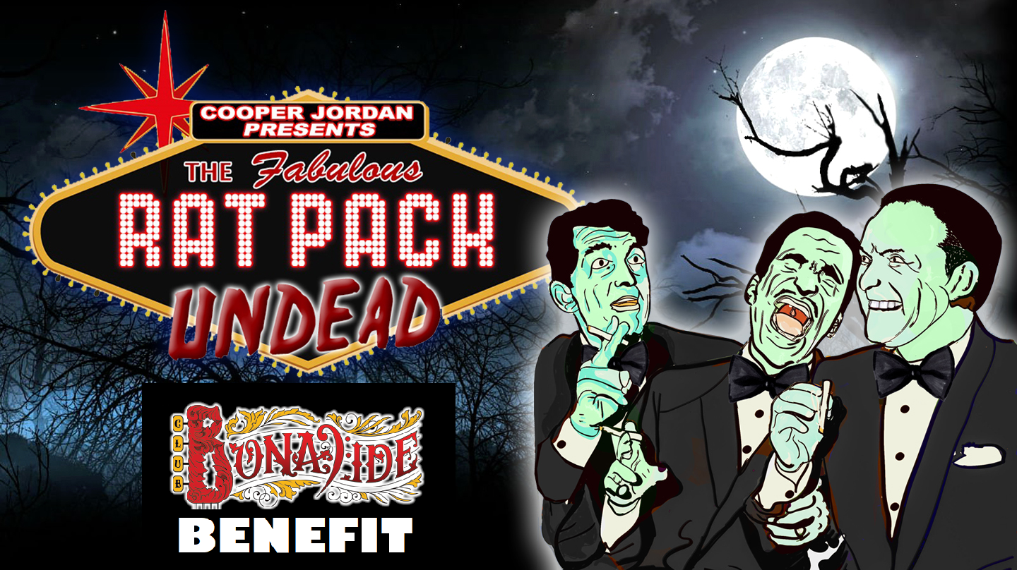 Halloween Fun With Rat Pack Undead