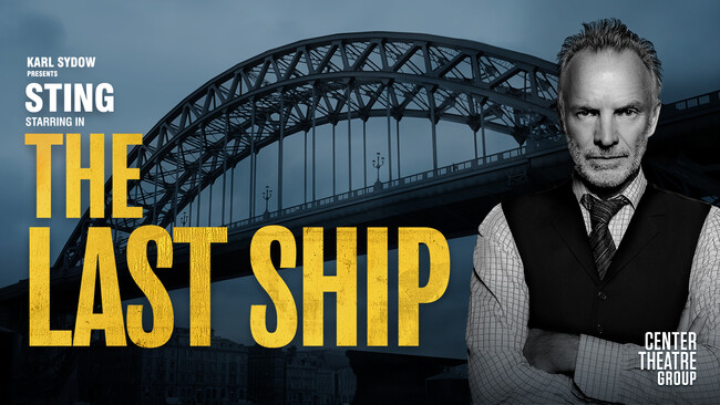 The Last Ship - National Tour Tickets