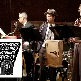 """The Mysterious Old Radio Listening Society: """"Night of the Classics"""