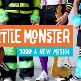 """Bucket Brigade presents: """"Big, Little Monster"""