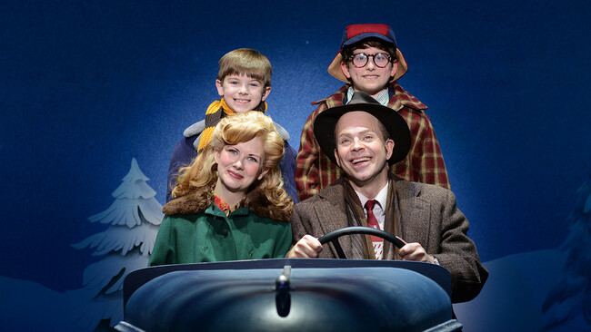 A Christmas Story: The Musical - National Tour Tickets