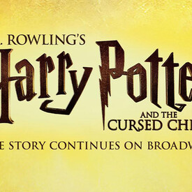 "Harry Potter and the Cursed Child"" on Broadway"