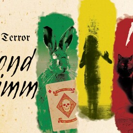 Tomes of Terror: Beyond Grimm
