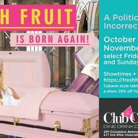 Fresh Fruit Is Born Again!