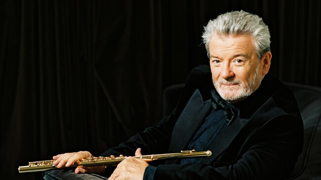 Sir James Galway Tickets