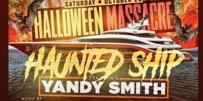 Love and Hip Hops Yandy Smith Halloween Massacre Haunted Yacht Party