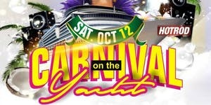 Carnival on the Yacht Columbus Weekend
