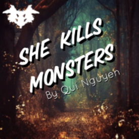 "Rorschach Theatre's ""She Kills Monsters"" 2019"