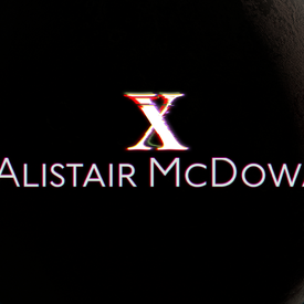 "X"" by Alistair McDowall"