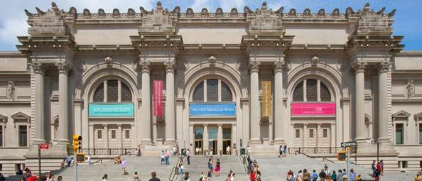 The Amazing Metropolitan Museum of Art Scavenger Hunt