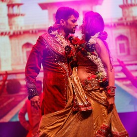 Taj Express: A Bollywood Musical