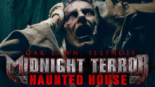Midnight Terror Haunted House 2019