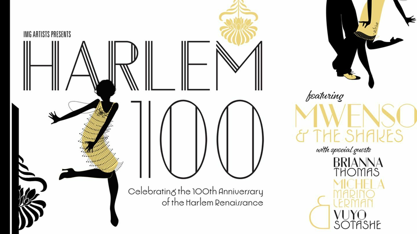 Harlem 100 featuring Mwenso & The Shakes