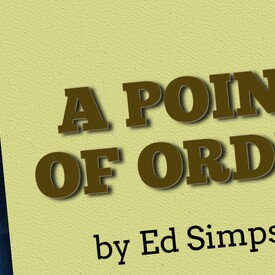 A Point of Order