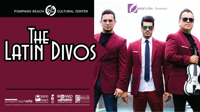 The Latin Divos Tickets