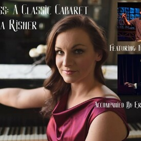 """Sara Risner - """"Timeless"""": A Classic Cabaret"""