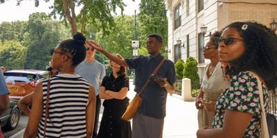 Rezoning and Displacement Tour in Central Harlem