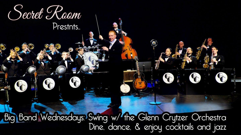 """Big Band Wednesdays"": Swing With the Glenn Crytzer Orchestra"