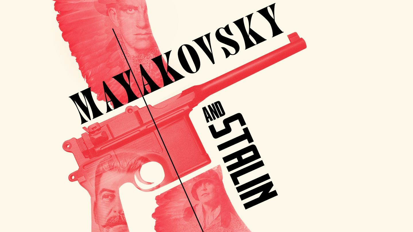 """Mayakovsky and Stalin"""