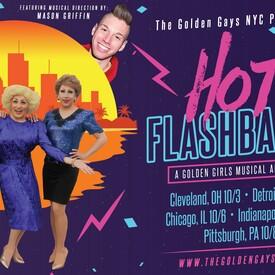 "The Golden Gays NYC -- a ""Golden Girls"" Musical Adventure"