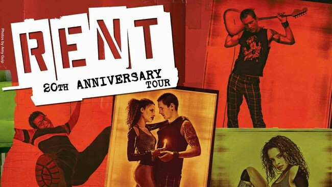 Rent - National Tour Tickets