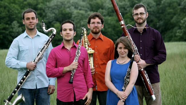 "Akropolis Reed Quintet, ""These American Stories"" Tickets"