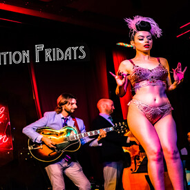 Prohibition Fridays: A Cabaret Show From Another Era