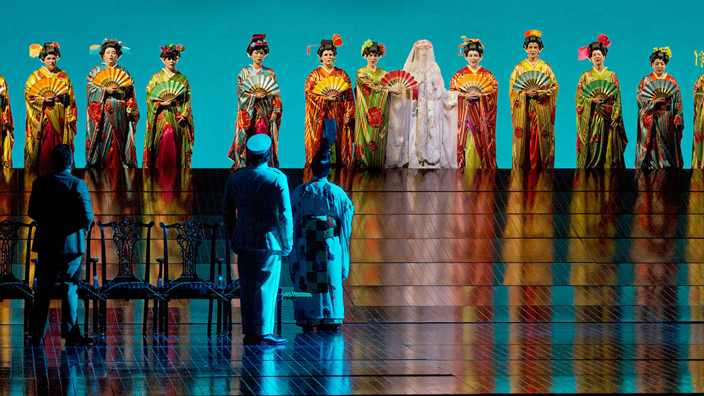 """""""Madama Butterfly"""": Puccini's Tragic Romance at The Met"""