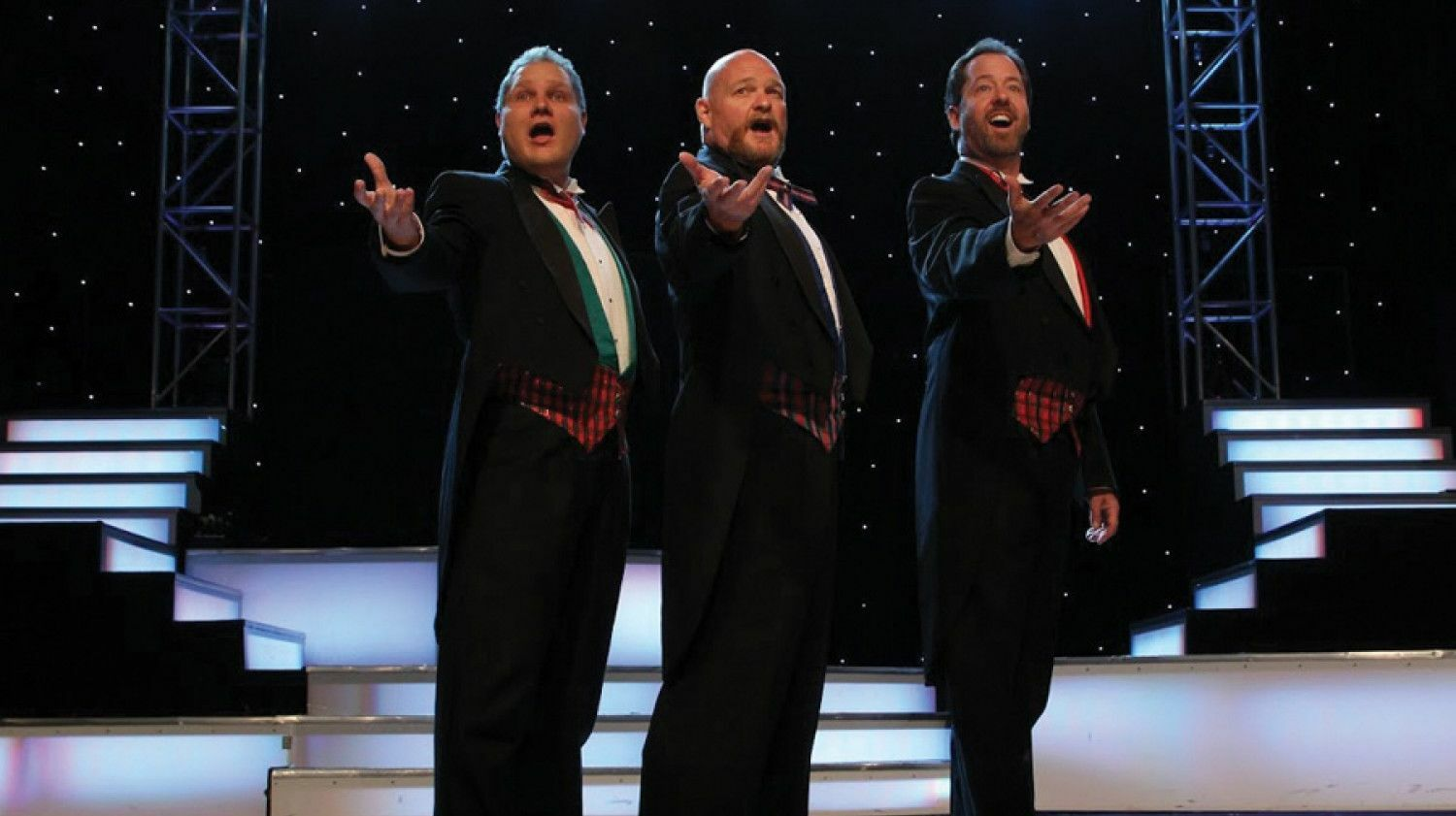 The Tenors of Comedy: Wisecracking Vocal Virtuosos