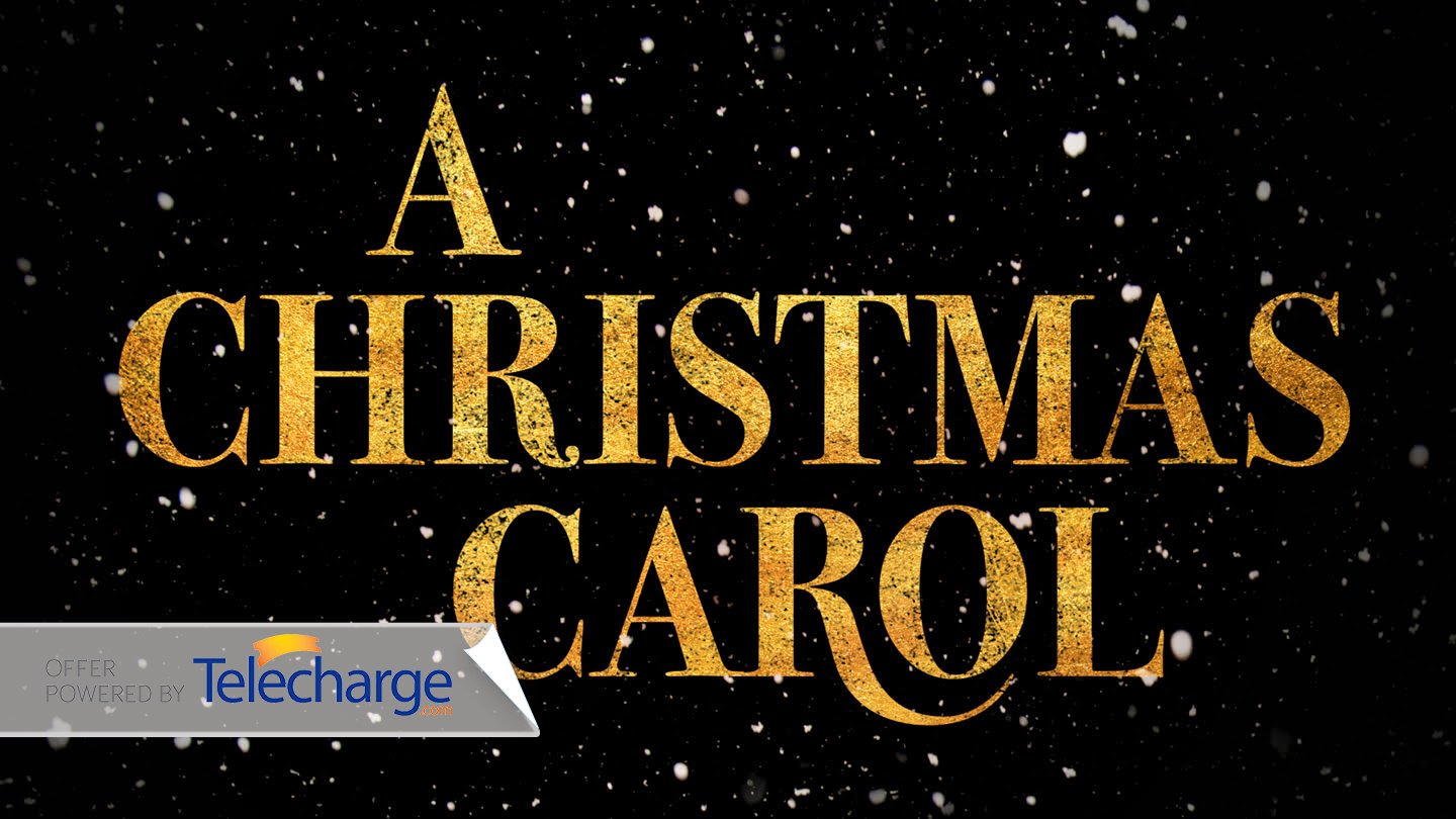 """Holiday Classic """"A Christmas Carol"""" on Broadway"""