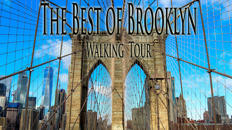Best of Brooklyn Walking Tour - Brooklyn Bridge, DUMBO & the Heights!