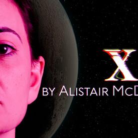 "X"" by Alistair McDowall"