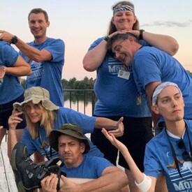 "Camp Montucky"": An Episodic Summer Camp Journey"