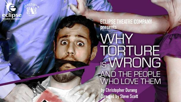 """""""Why Torture is Wrong and the People Who Love Them"""""""