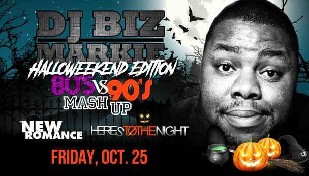 Halloween Hip-Hop Dance Party With DJ Biz Markie