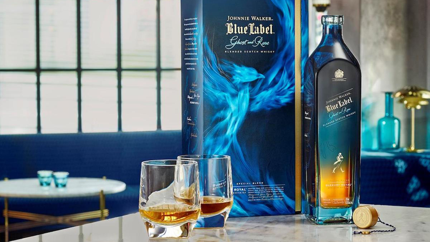 Whiskey Stories: Whiskey, Mac 'n' Cheese & Holiday Comedy (With a JW Blue Label Raffle Giveaway)