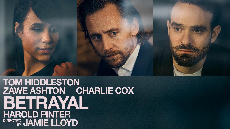 "Final Weeks -- Tom Hiddleston in ""Betrayal"" on Broadway"