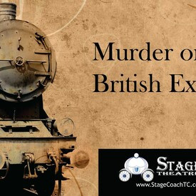 Murder on the British Express
