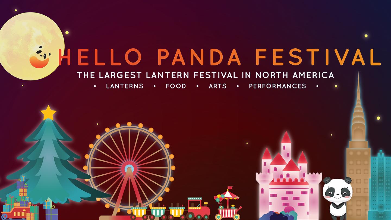 Hello Panda Festival: 120+ Lanterns, Food, Market & More