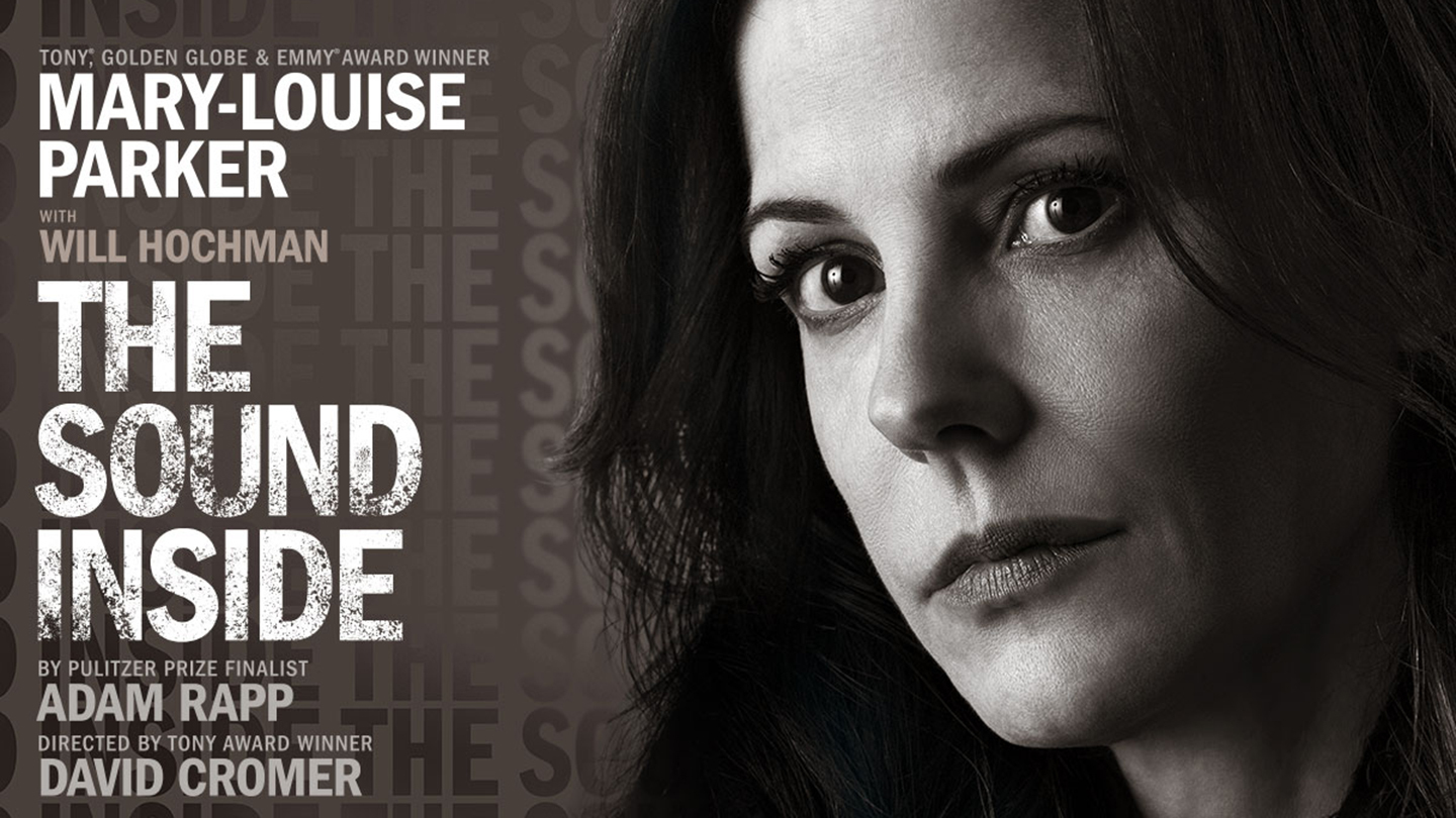 """Mary-Louise Parker Stars in """"The Sound Inside"""""""